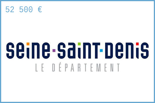 Logotype Seine-Saint-Denis