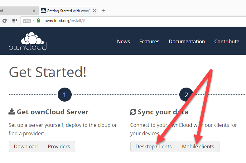 Le cloud selon Owncloud, solution open source retenue par Publicitem